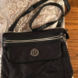Relic shoulder purse Black great condition